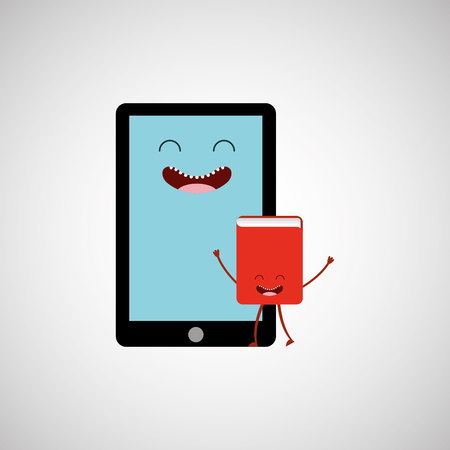 electronic device: device electronic character design
