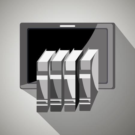 e magazine: electronic book design,