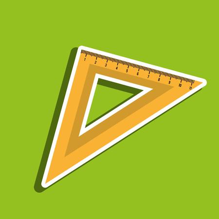 millimeters: rule squad design, vector illustration eps10 graphic