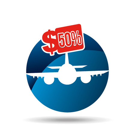 expenses: travel expenses design, vector illustration eps10 graphic
