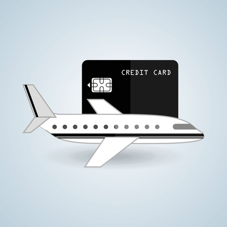 business travel: travel expenses design, vector illustration eps10 graphic