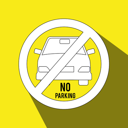 parking sign: parking sign design, vector illustration eps10 graphic