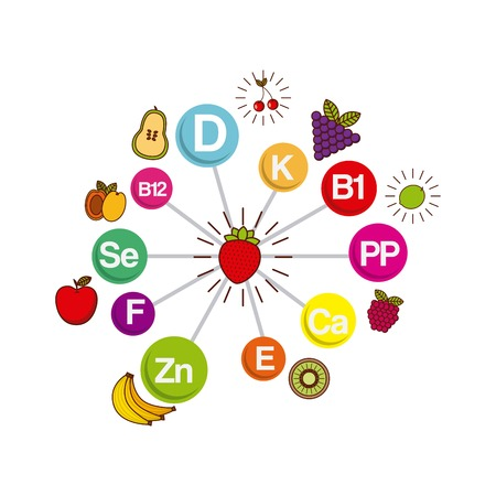 supplements: vitamins and supplements design, vector illustration eps10 graphic