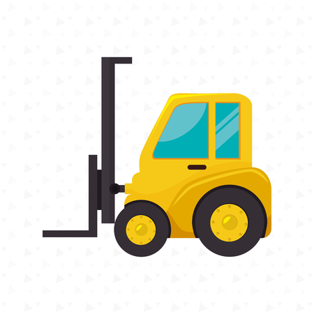 construction machinery: construction machinery design, vector illustration eps10 graphic