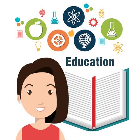 education concept: education concept design,