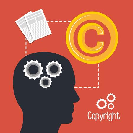 copyright: copyright symbol design,