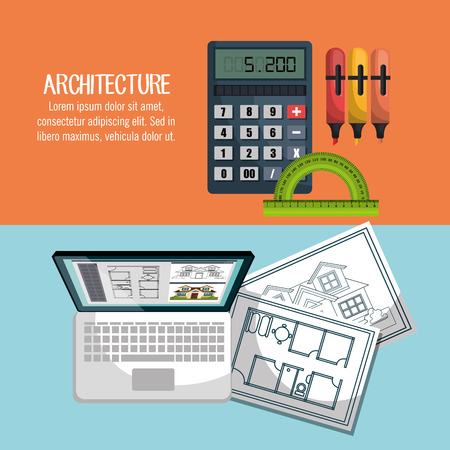 architectural: architectural work design