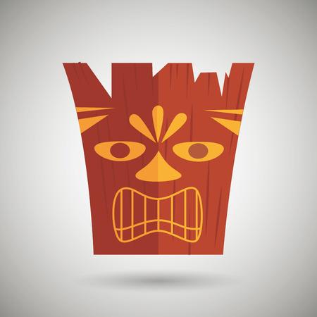 token: token hawaii design, vector illustration eps10 graphic