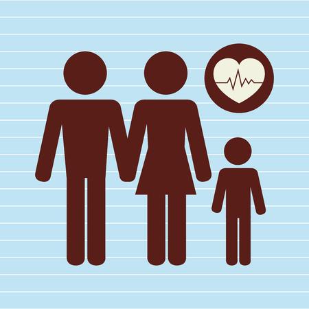 heath: medical healthcare design, vector illustration eps10 graphic