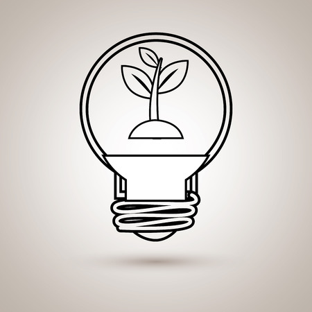 eco energy: eco energy design, vector illustration eps10 graphic
