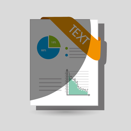 file type: file format design, vector illustration eps10 graphic Illustration