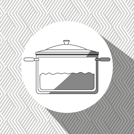 food preparation: food preparation instructions design, vector illustration