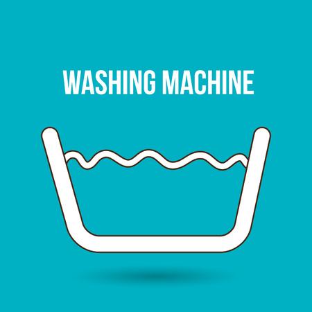 instrucciones: instrucciones de cuidado de la ropa del dise�o, ejemplo gr�fico del vector eps10