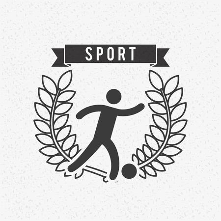 brasilia: olimpics games design, vector illustration eps10 graphic