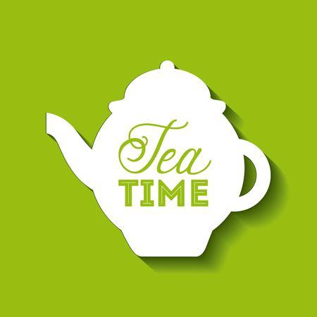 delicious: delicious tea design, vector illustration eps10 graphic