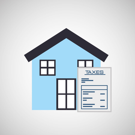 cost savings: investment housing design, vector illustration eps10 graphic