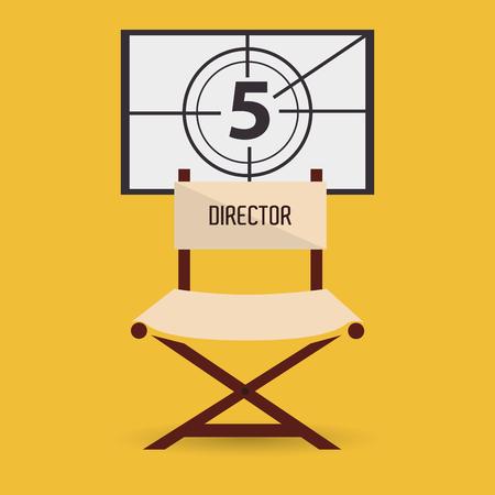 multimedia pictogram: cinema icon design, vector illustration eps10 graphic