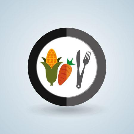 nutritive: Nutritive food design, vector illustration  graphic Illustration
