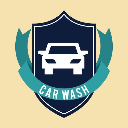 car wash: car wash  design, vector illustration eps10 graphic