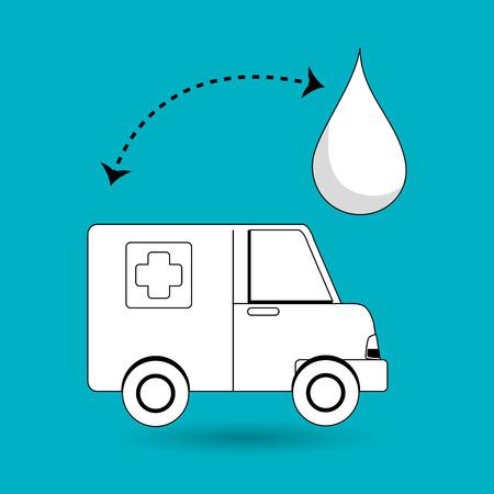 medical illustration: medical icon design, vector illustration
