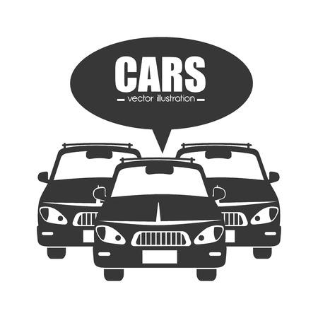 classic cars: classic cars design, vector illustration eps10 graphic
