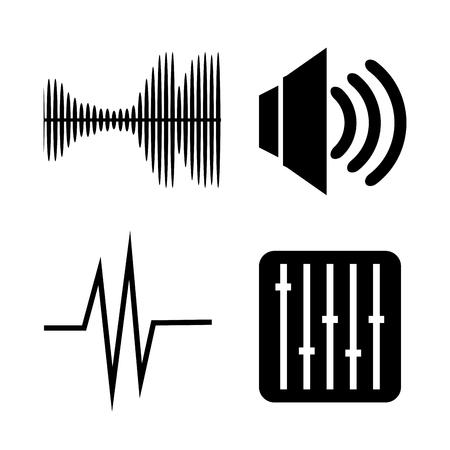 voice messages design, vector illustration eps10 graphic Illustration