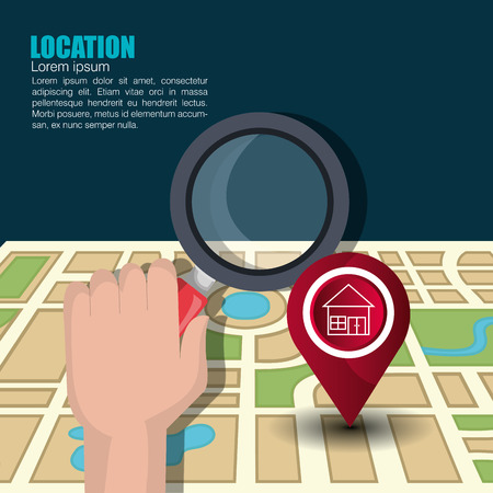 travel locations: location icon design, vector illustration eps10 graphic