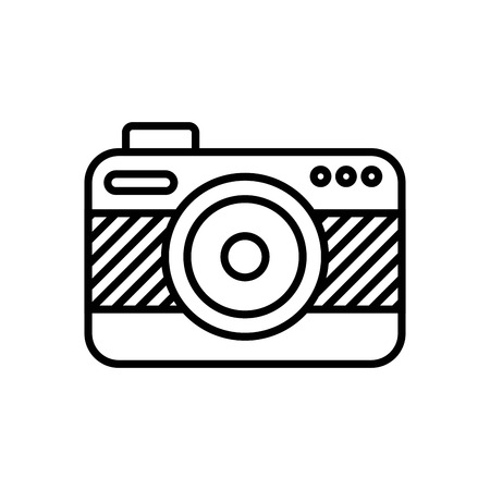 photographic: camera photographic design, vector illustration eps10 graphic
