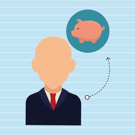 saver: Money Saver design, vector illustration eps10 graphic