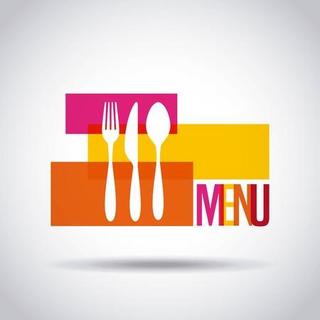 menu: restaurant menu design, vector illustration eps10 graphic