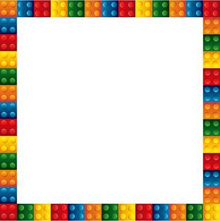 ベクトル図 eps10 グラフィック デザインを構築するブロック  イラスト・ベクター素材