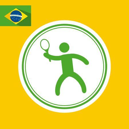 olimpic: olimpics games design, vector illustration eps10 graphic