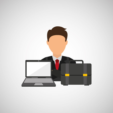 businesspeople: businesspeople avatar design, vector illustration eps10 graphic