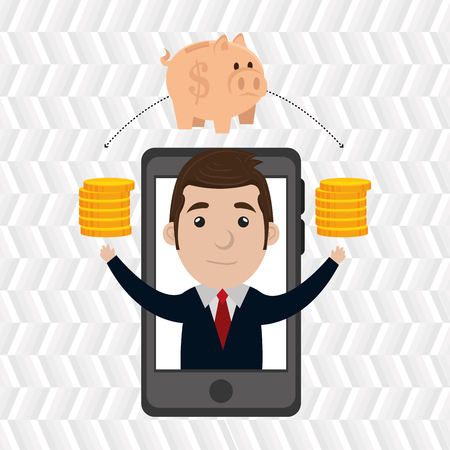 businessperson: businessperson avatar design