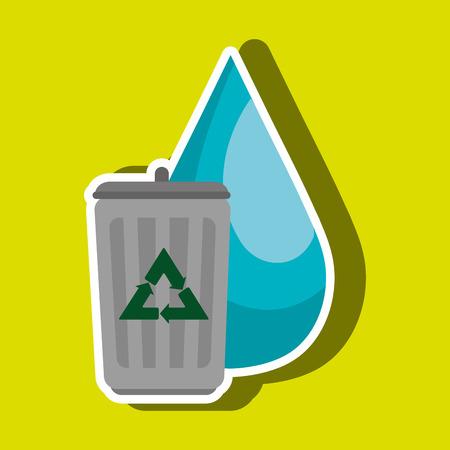 resourse: eco friendly design, vector illustration eps10 graphic Illustration