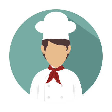 chef kitchen: chef kitchen design, vector illustration eps10 graphic Illustration