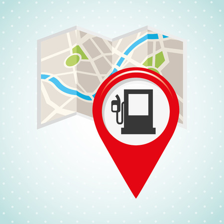 location of place on the map design, vector illustration eps10 graphic