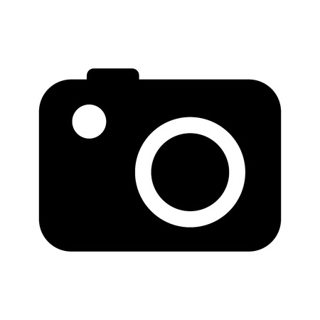 fiestas electronicas: camera photographic isolated icon design, vector illustration eps10 graphic