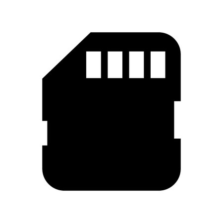 sd: memory card sd isolated icon design, vector illustration eps10 graphic