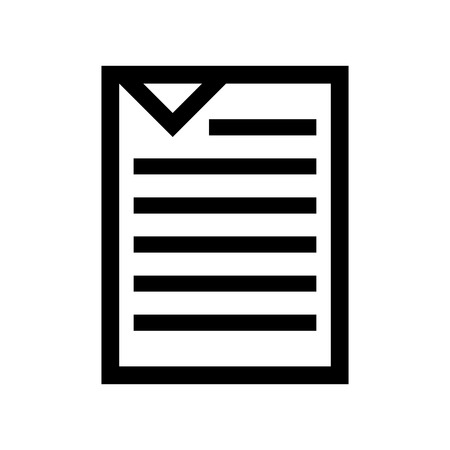 docs: text file isolated icon design, vector illustration eps10 graphic Illustration