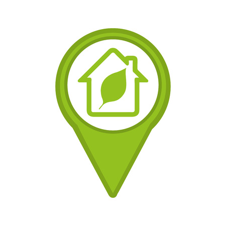 leafs: leafs plant in house  isolated icon design, vector illustration  graphic