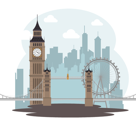 british culture: england culture design, vector illustration eps10 graphic