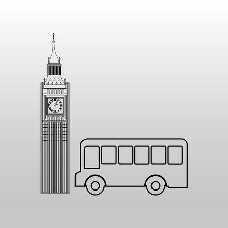 conveyances: conveyance concept design, vector illustration eps10 graphic Illustration