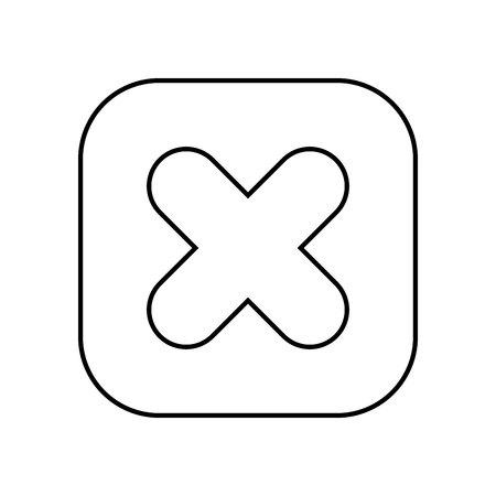 multiplicacion: la multiplicaci�n bot�n del s�mbolo ic�nico dise�o, ejemplo gr�fico del vector