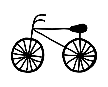 pedaling: isolated icon design, vector illustration  graphic Illustration