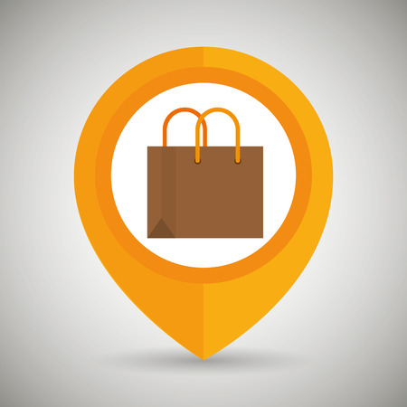 retail place: commercial icon design, vector illustration eps10 graphic Illustration