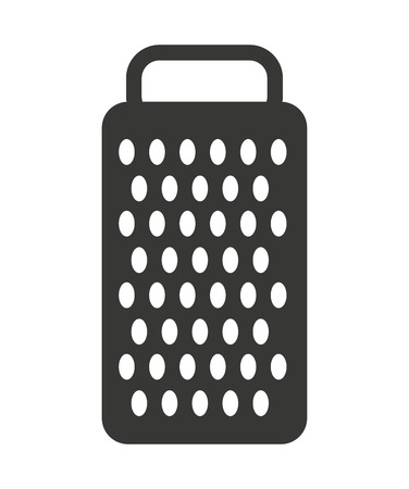 cheese grater: cheese grater isolated icon design, vector illustration  graphic