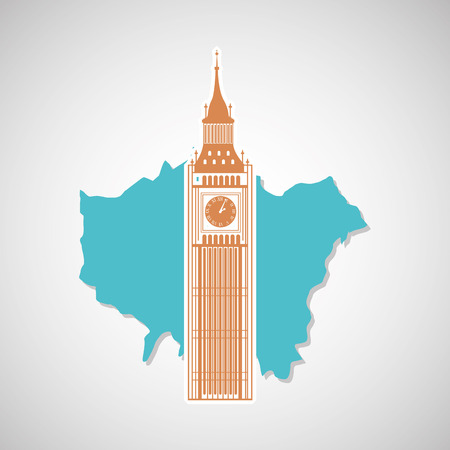 london city: london city design, vector illustration graphic