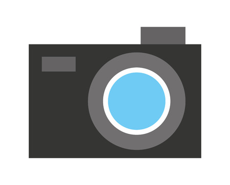 photographic: camera photographic    isolated icon design, vector illustration  graphic