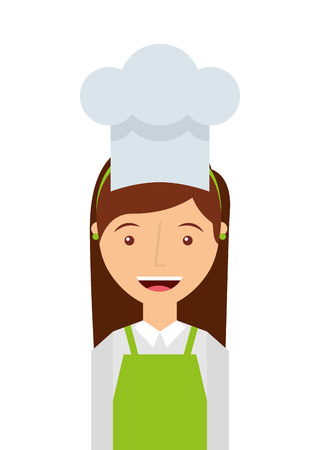 professional chef: professional chef  isolated icon design, vector illustration  graphic